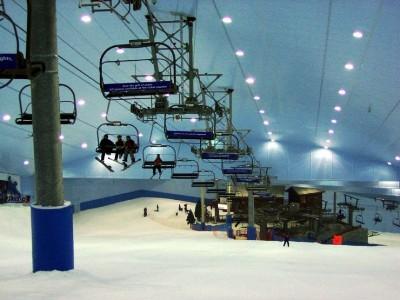 Dubai Ski Slope