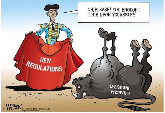 fiancial regulation